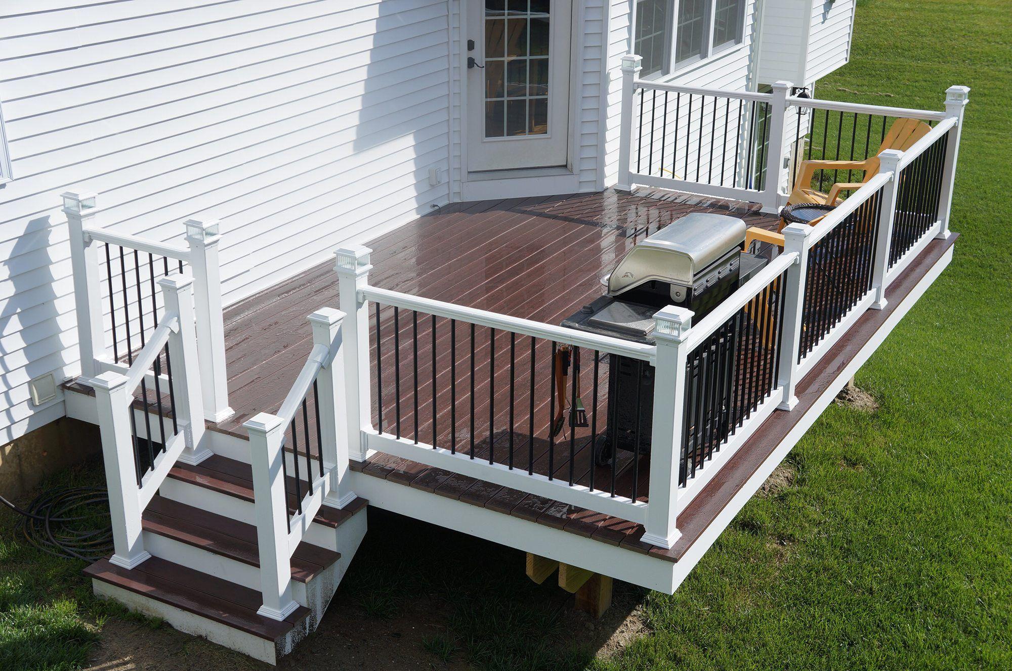 We Build Quite A Few 10 X12 To 16 X20 Size Decks