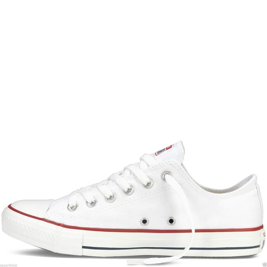 ce8782237124 Converse Chuck Taylor All Star Classic Colours Low Tops Unisex Canvas  Trainers Star Classic Taylor