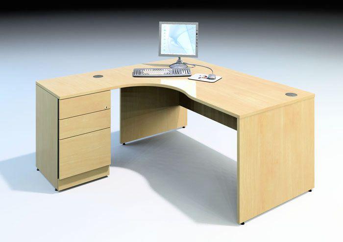 Simple Corner Desk