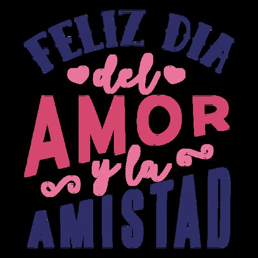 Valentine Feliz Dia Del Amor Y La Amistad Badge Sticker Ad Sponsored Aff Dia Feliz Amor Del Lettering Words Feliz