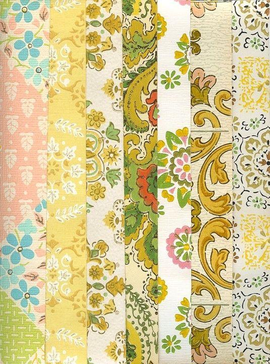 Vintage Wallpaper Packs | vintage Hintergrundbilder, Küchen und ...