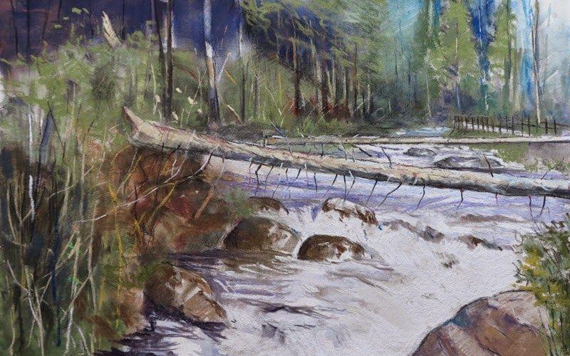 watercolor...ma non solo: Girovagando per la Val Pusteria