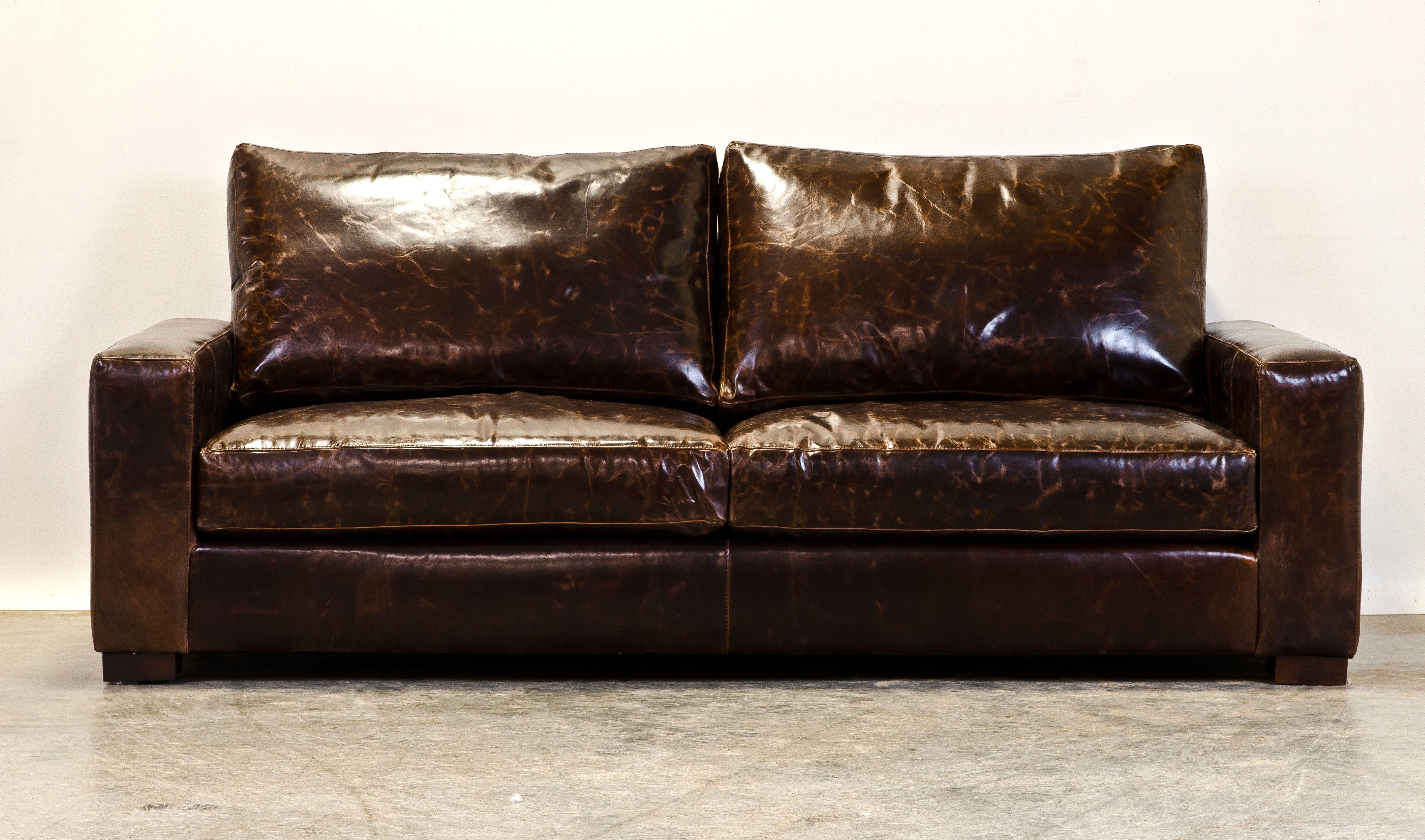 Restoration Hardware Maxwell Sofa vs COCOCO Home Monroe Sofa You