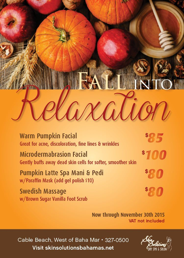 Spa Specials Skin Solutions Skin Solutions Day Spa And