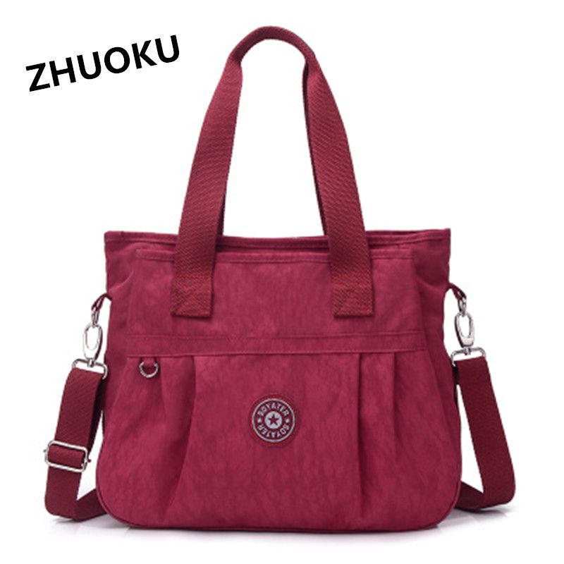 d9f6e35127c ZHUOKU 2017 Women Messenger Bags High Quality Handbag Shoulder Bag ...