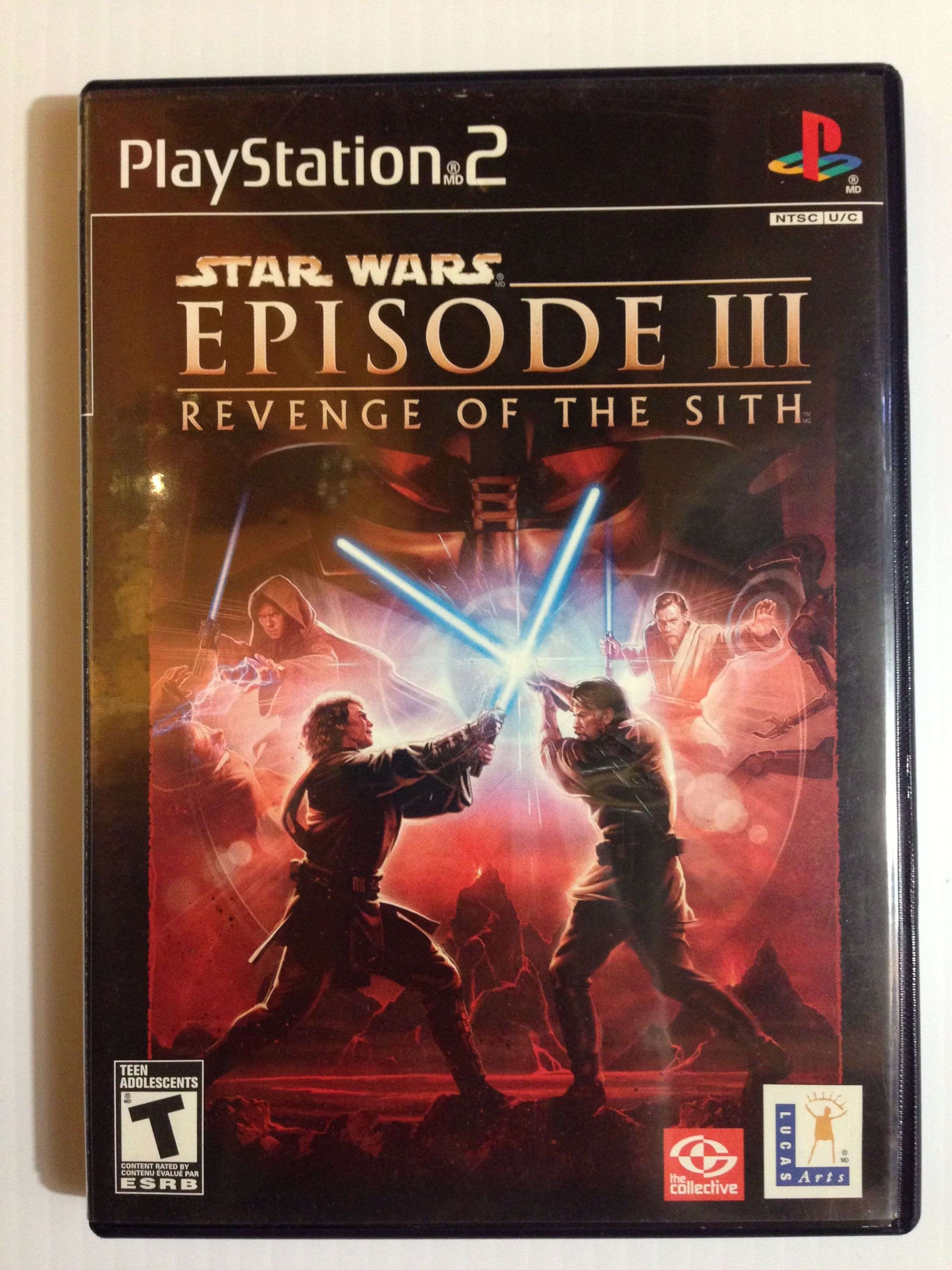 Star Wars Episode Iii Revenge Of The Sith Star Wars Episodes Star War Episode 3 Star Wars Games