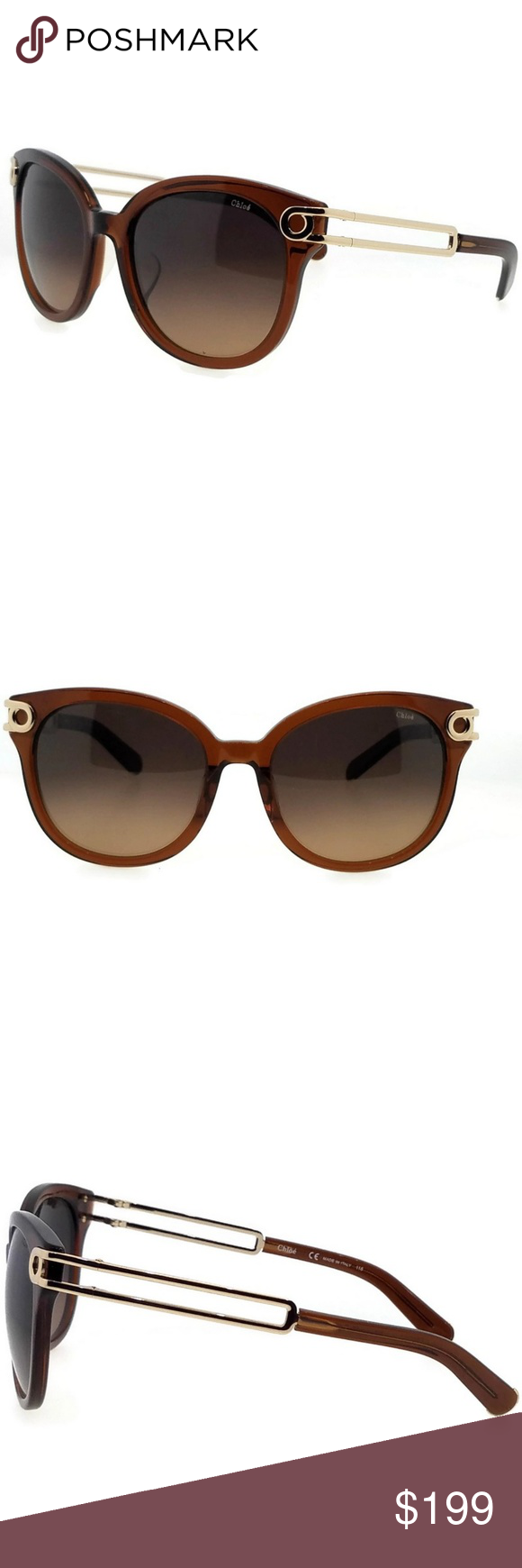 Chloe Ce682sa 210 58 Sunglasses Sunglasses Sunglasses Accessories Chloe