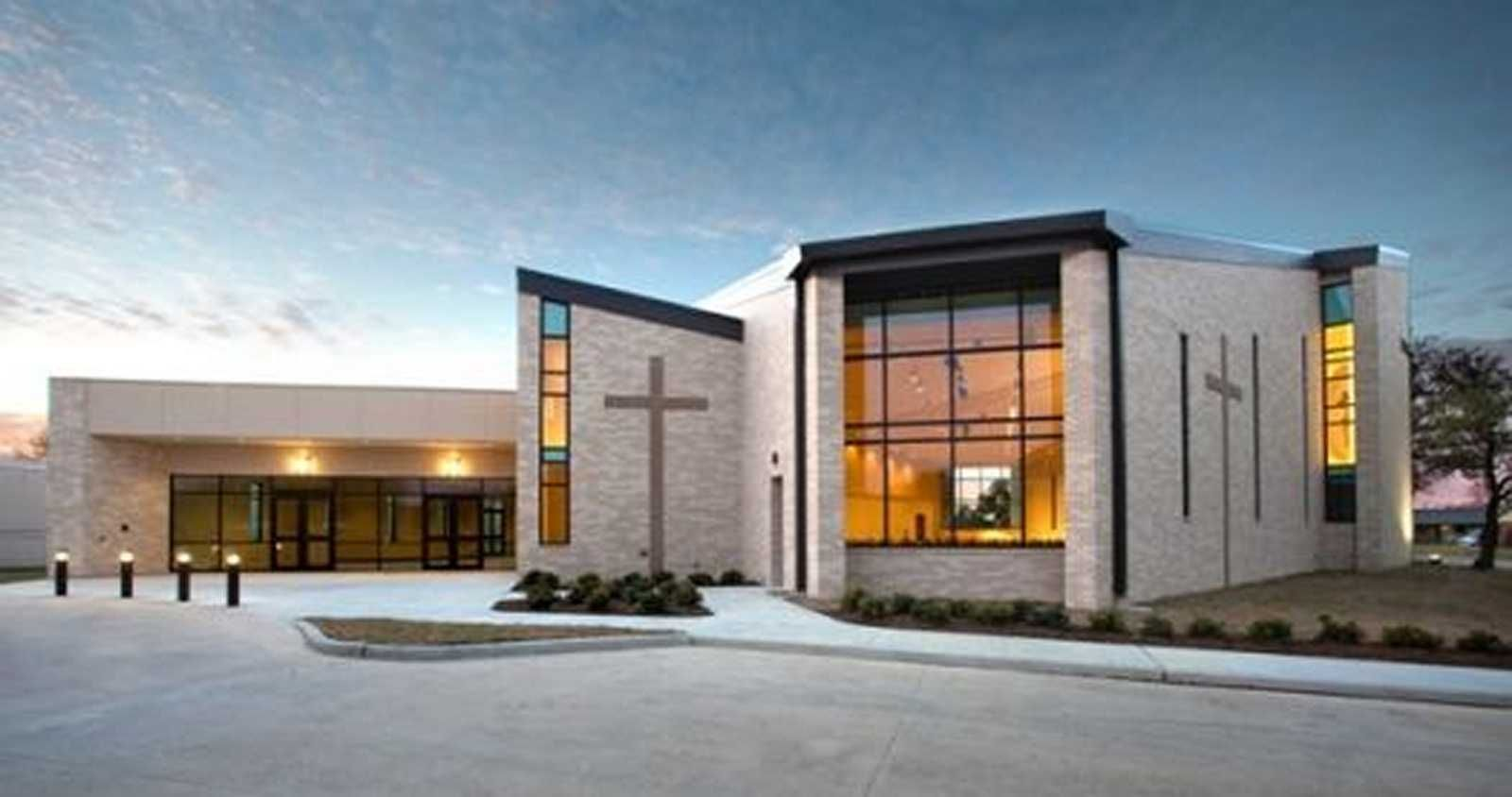 Catholic Church Architect Architecture Church