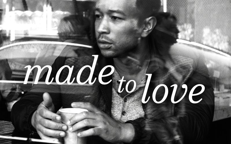 "John Legend – Official Music Video ""Made To Love"""
