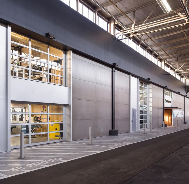 Autodesk Workshop by Lundberg Design, San Francisco – California » Retail Design Blog