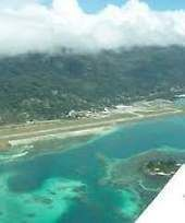 Mahe International Airport Commission expanded cargo section ...