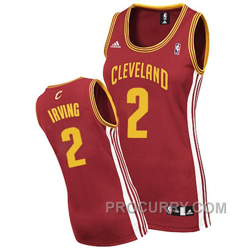 67f5fb2f0 ... Buy Kyrie Irving Womens Cleveland Cavaliers Revolution 30 Swingman Wine  Red Jersey New Release from Reliable ...