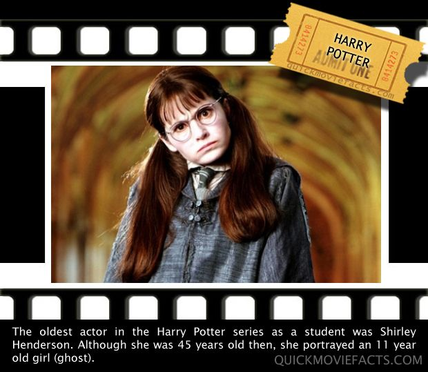 Harry Potter Fact Quick Movie Facts Harry Potter Facts Harry Potter Characters Potter Facts