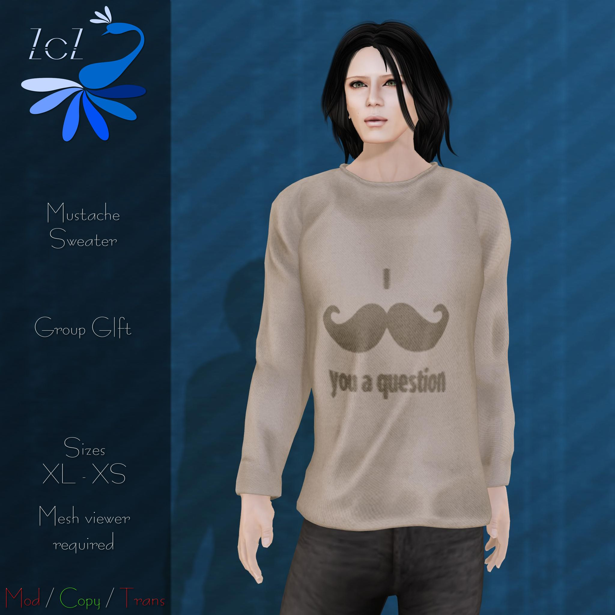 Vendor Ad - Mustache Sweater Group Gift