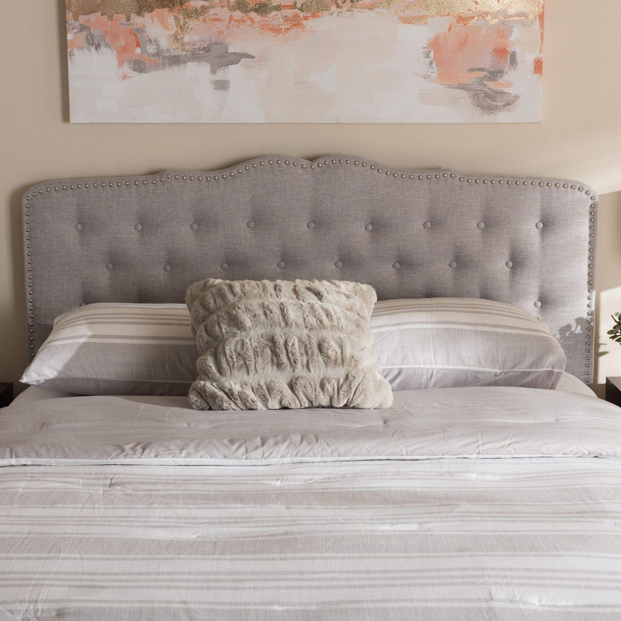 stikwood glam headboard tufted meg skinny tutorial