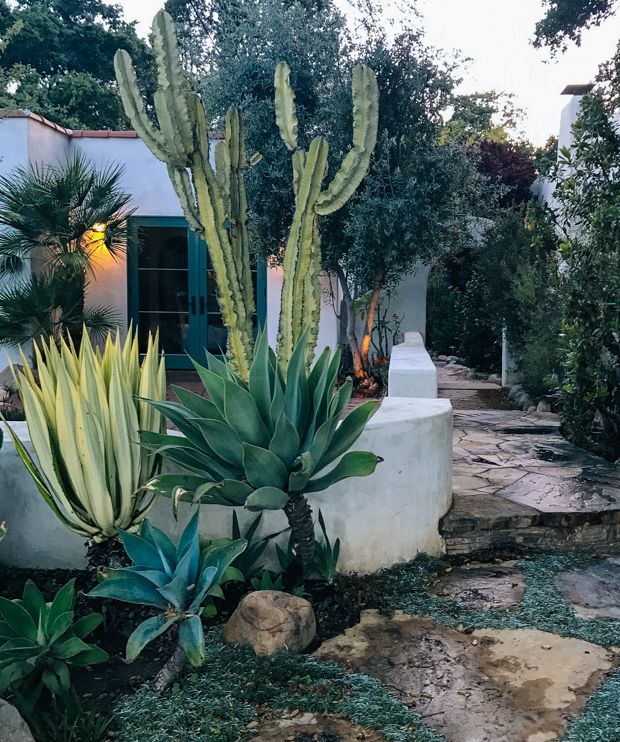 Wonderful Outdoor Gardening Ideas And Inspiration With: Outdoor Design Inspiration From Ojai