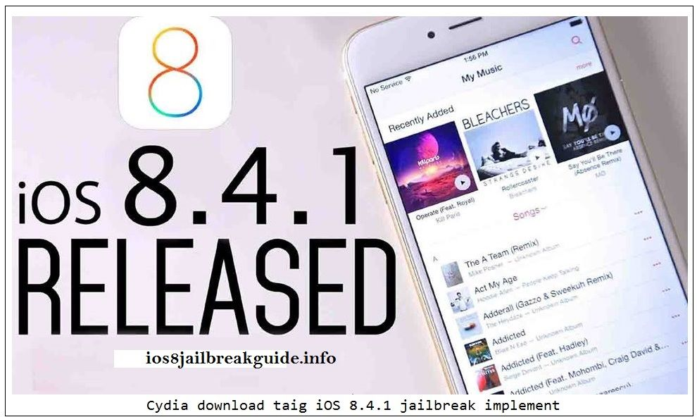 iOS 8.4.1 cydia download Ios 8, Music app, Apple music