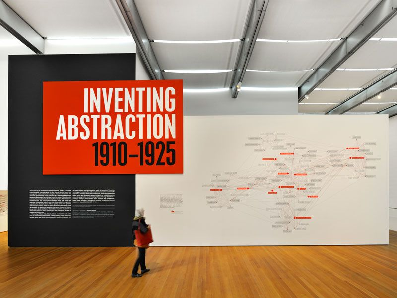 Inventing Abstraction The Department of Advertising and Graphic