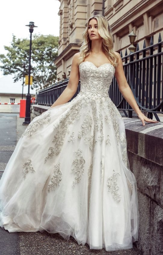 Wedding Dress Inspiration - Mia Solano | Dress ideas, Wedding dress ...