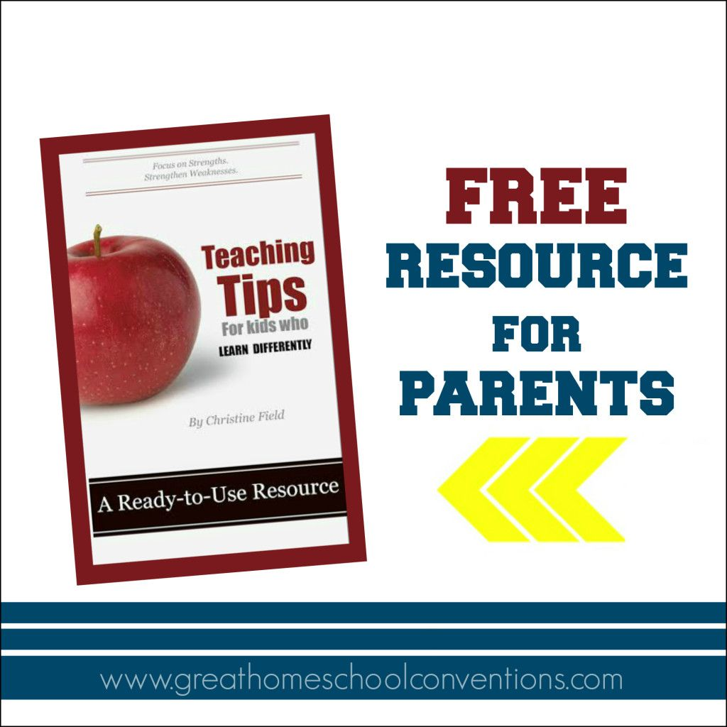 FREE Resource For Parents