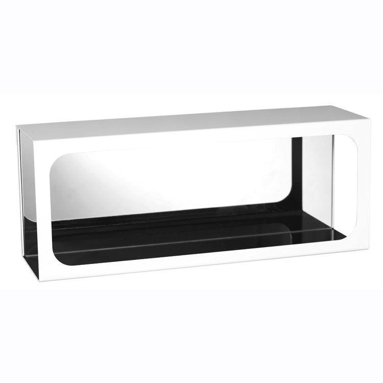 Copperfield vitriini, musta Maze - Osta kalusteita verkossa osoitteessa ROOM21.fi