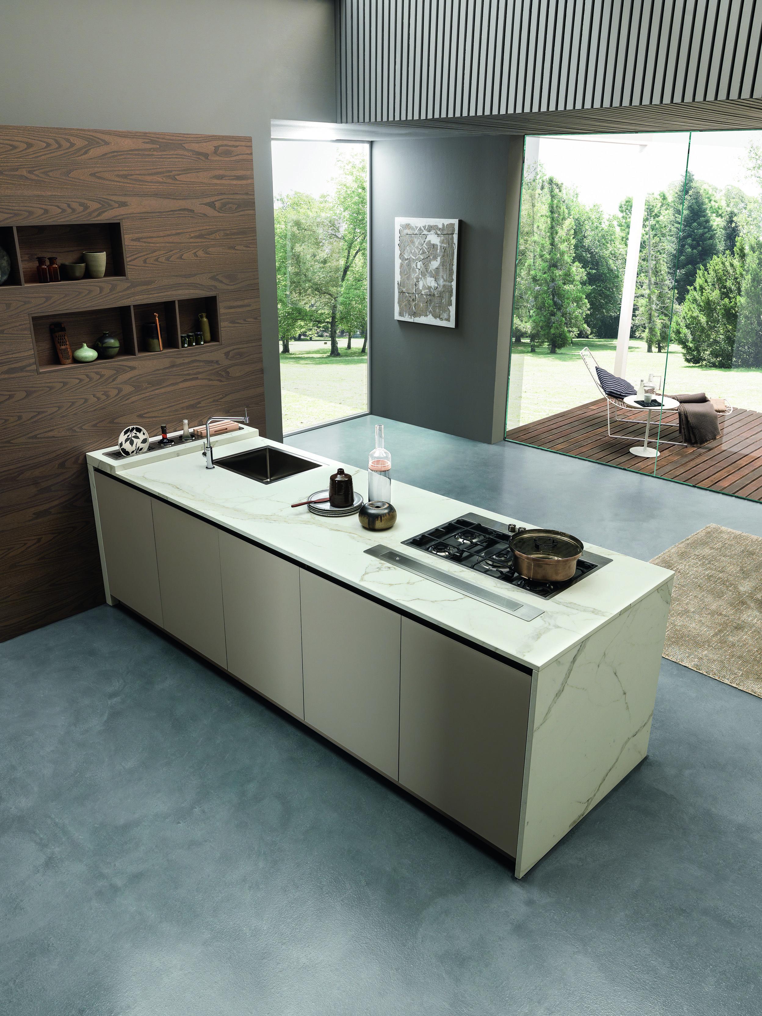 Arke Contemporary Kitchen Designs Custom Kitchens Design Contemporary Kitchen Design Kitchen Peninsula