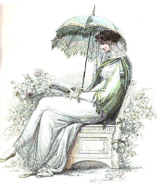 Regency Fashion: Evening and Promenade Costumes - Regency Reader