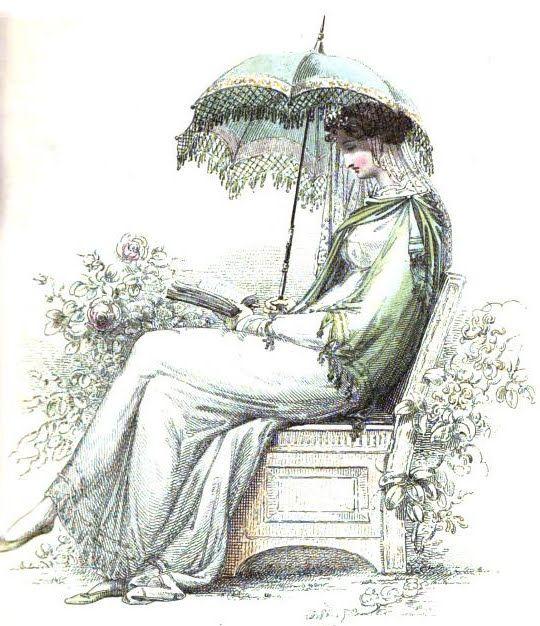 Regency Fashion: Evening and Promenade Costumes - Regency Reader