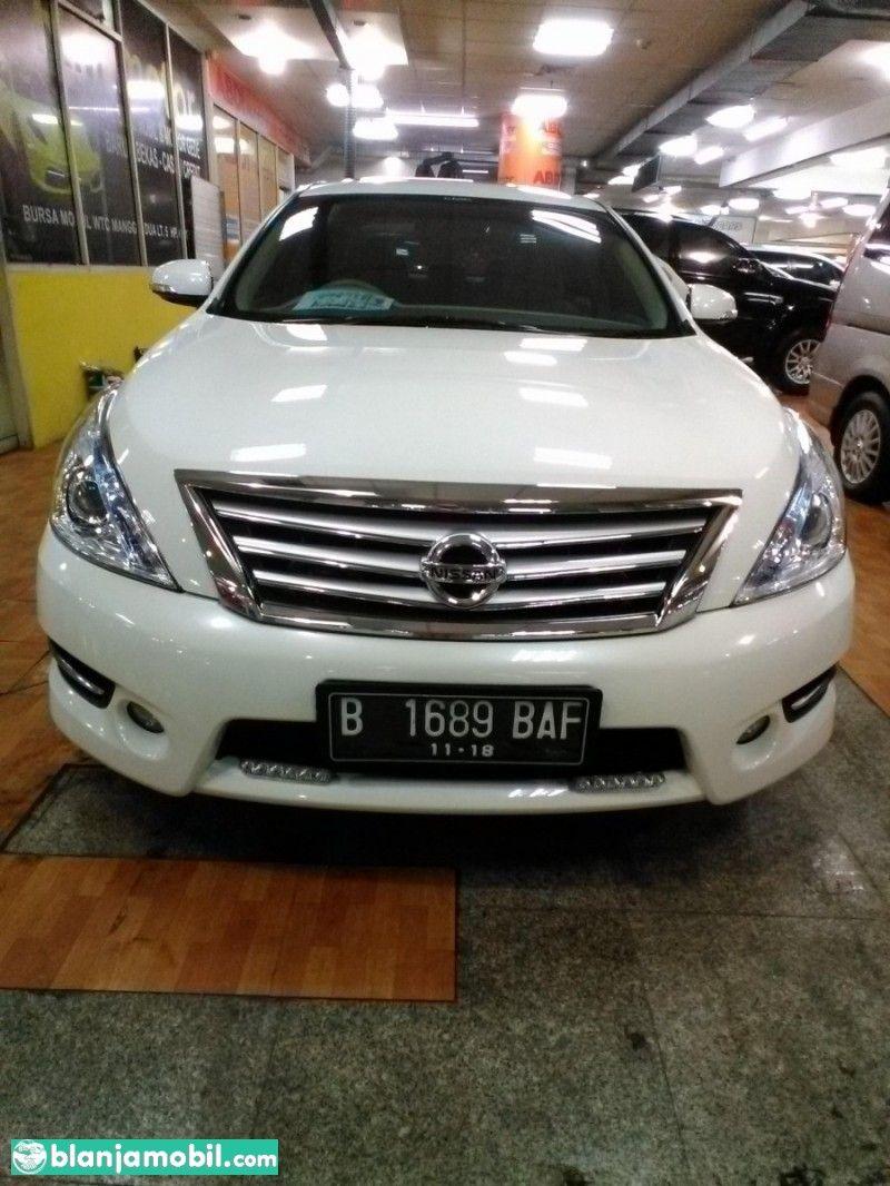 TEANA V6 2.5CC 2013 KM 7 RIBU HARGA MASIH NEGO