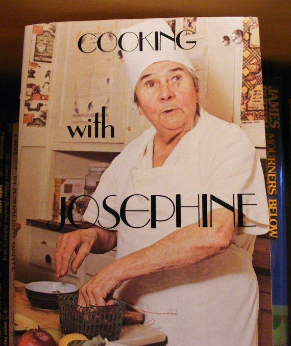 Cooking with Josephine Josephine Araldo by Montparnasse1972, $10.00