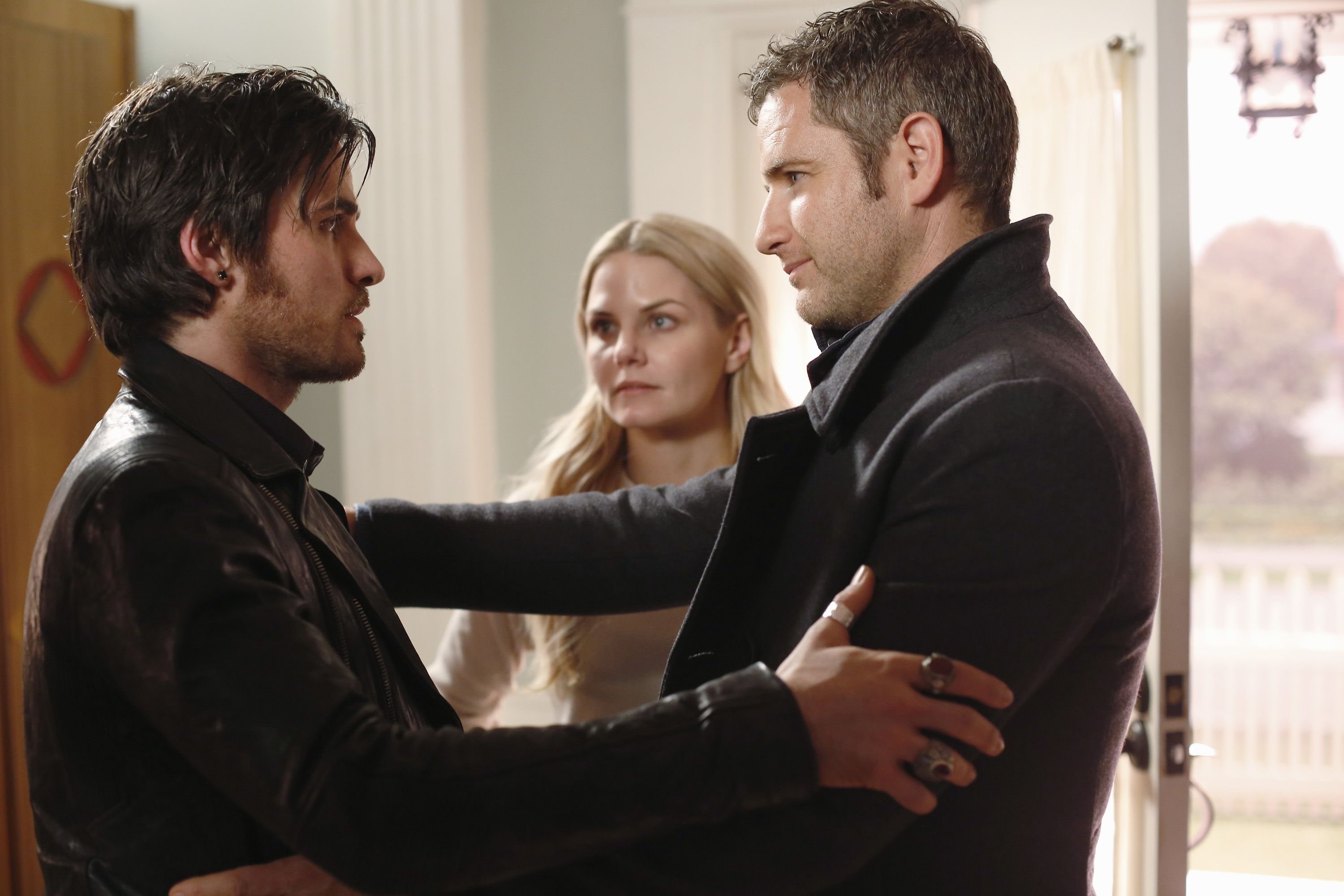 """Once Upon A Time """"The Brothers Jones"""" S5EP15"""