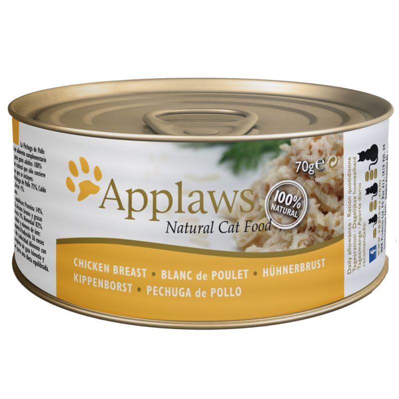 Applaws Katzenfutter In Bruhe 6 X 70 G Dog Bowls Cat Food Food