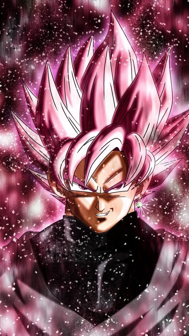 29+ Dragon Ball Wallpapers Goku Black Wallpapers