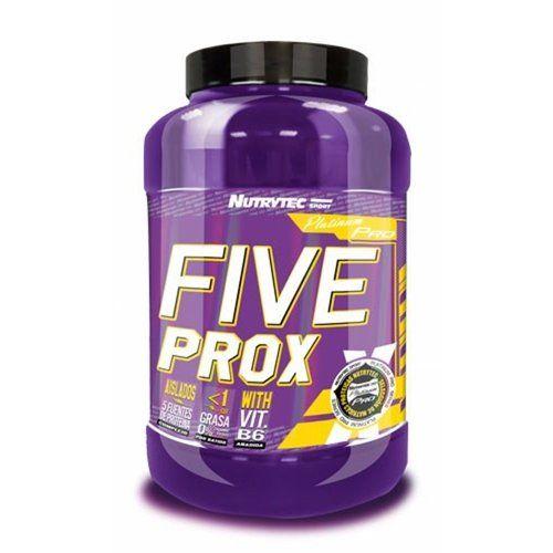 Proteinas Five Prox Proteinas De Absorcion Prolongada Chocolate