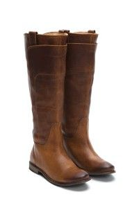 Frye Paige Riding Boot Tall/ Cognac