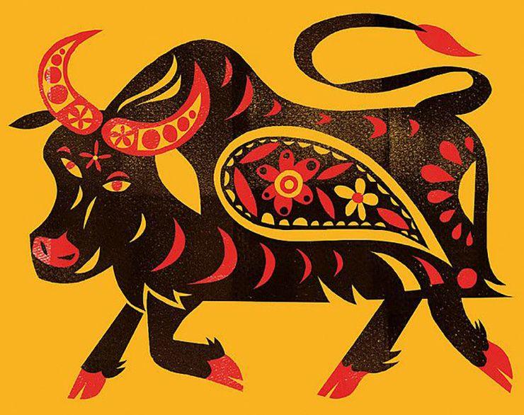 bœuf par Michael Wertz Chinese zodiac signs