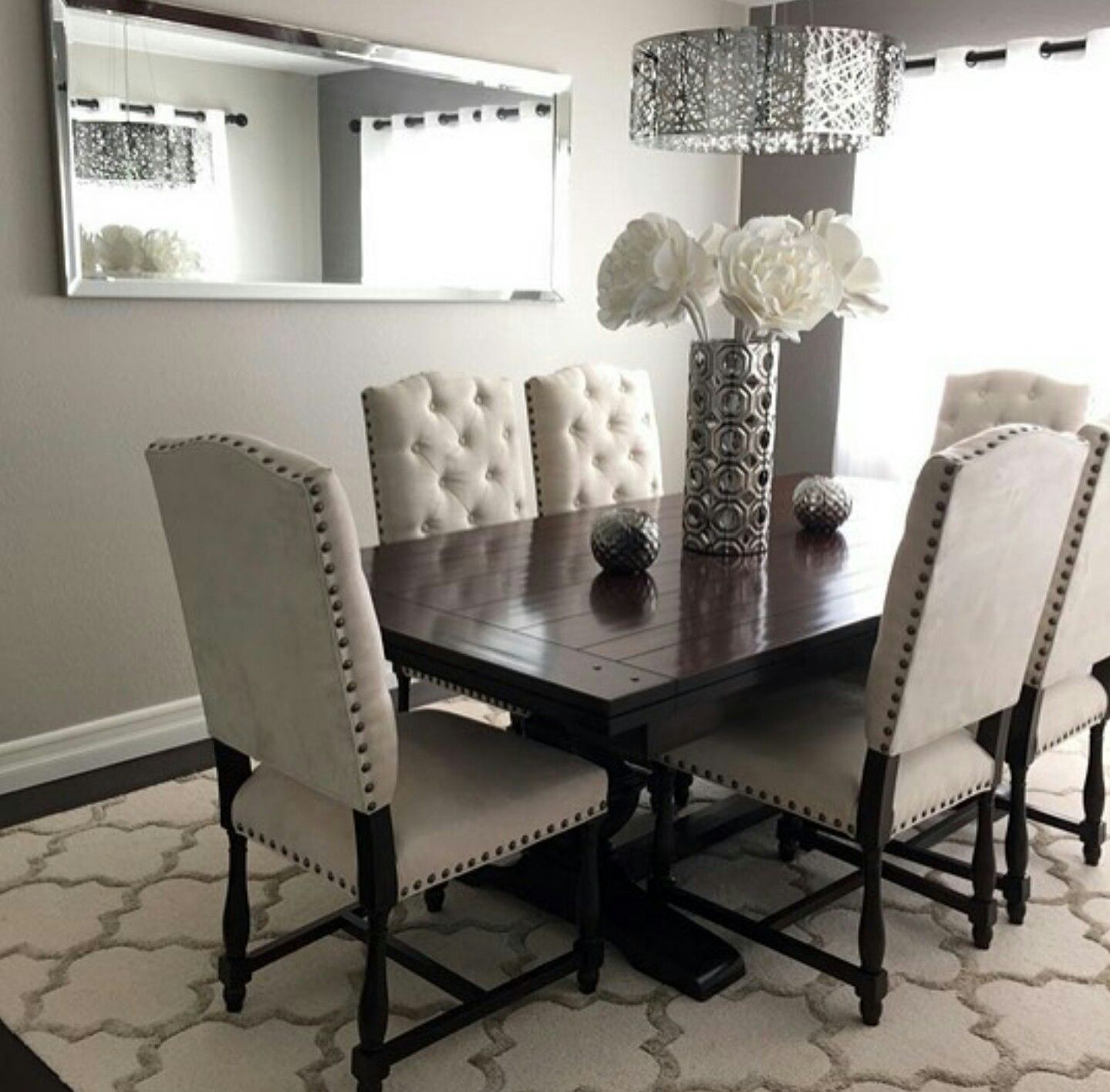 Z Gallerie Dinner Table | Formal dining room sets, Dining ...