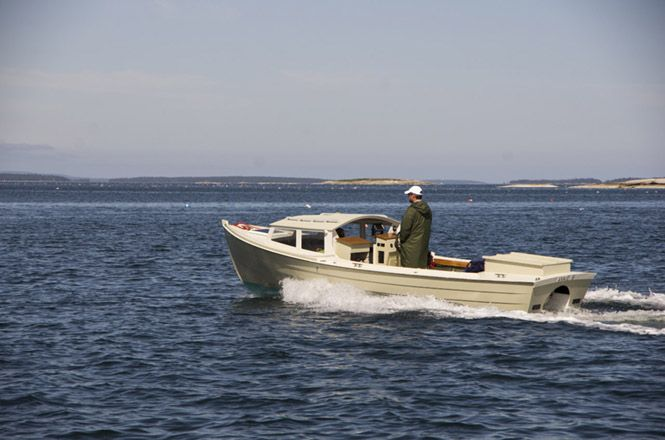John Atkin's Ninigret by Bill Boyd | boats in 2019 | Boat plans, Wooden boat plans, Wooden boats