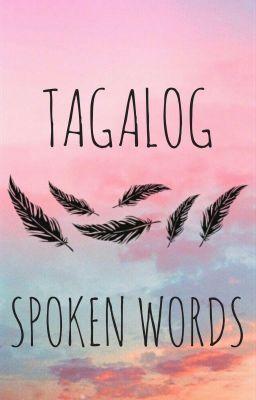 TAGALOG SPOKEN WORDS -