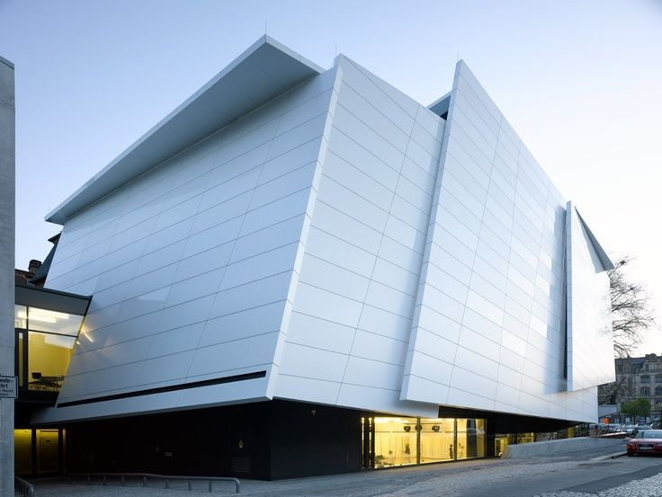 Architekten Dresden hochschule für musik carl weber dresden hammeskrause