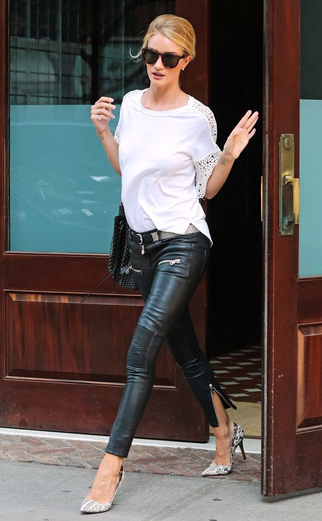 Rosie Huntington Whiteley From The Big Picture Today 39 S Hot Photos Snakeskin Heels Leather
