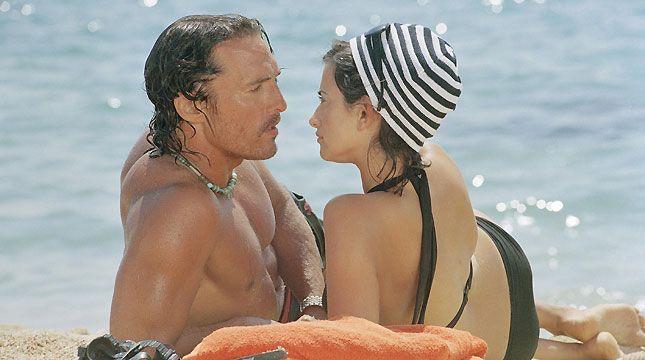 Still From The Movie Sahara I Love Penelope Cruz S Hat D