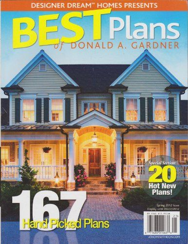Best Plans by Designer Dream Homes Magazine (Spring « Library User ...