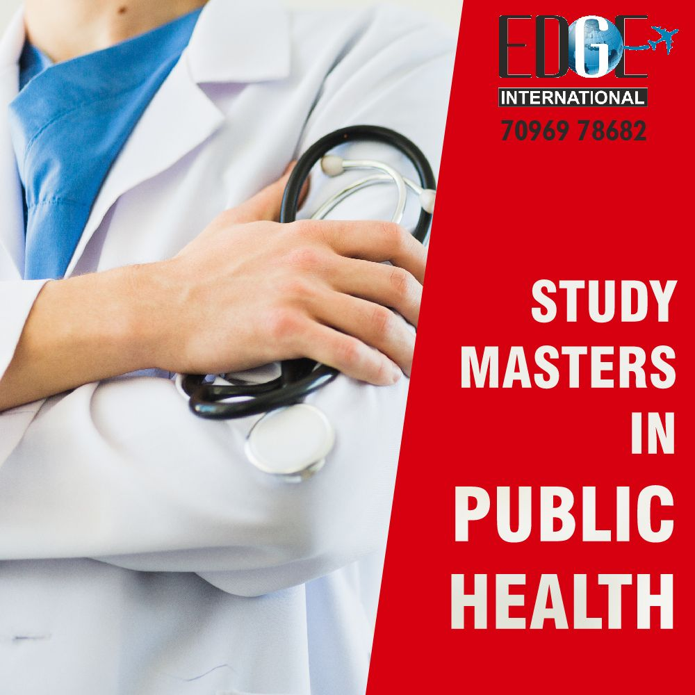 Study Masters in Public Health in LONDON without IELTS in