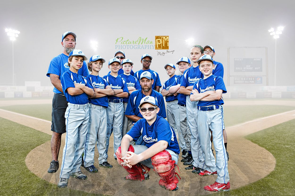 Youth Baseball Team Photography Team Photography Youth Sports Photography Baseball Photography