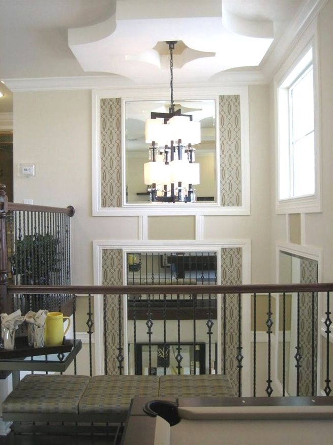 two story foyer new homes ideas mirrors but light unbreakable on