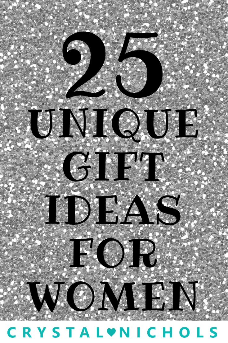 25 Of The Most Unique Gifts For Women Under 50 Gift