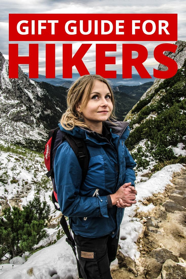Find the perfect gift for hikers backpackers and campers