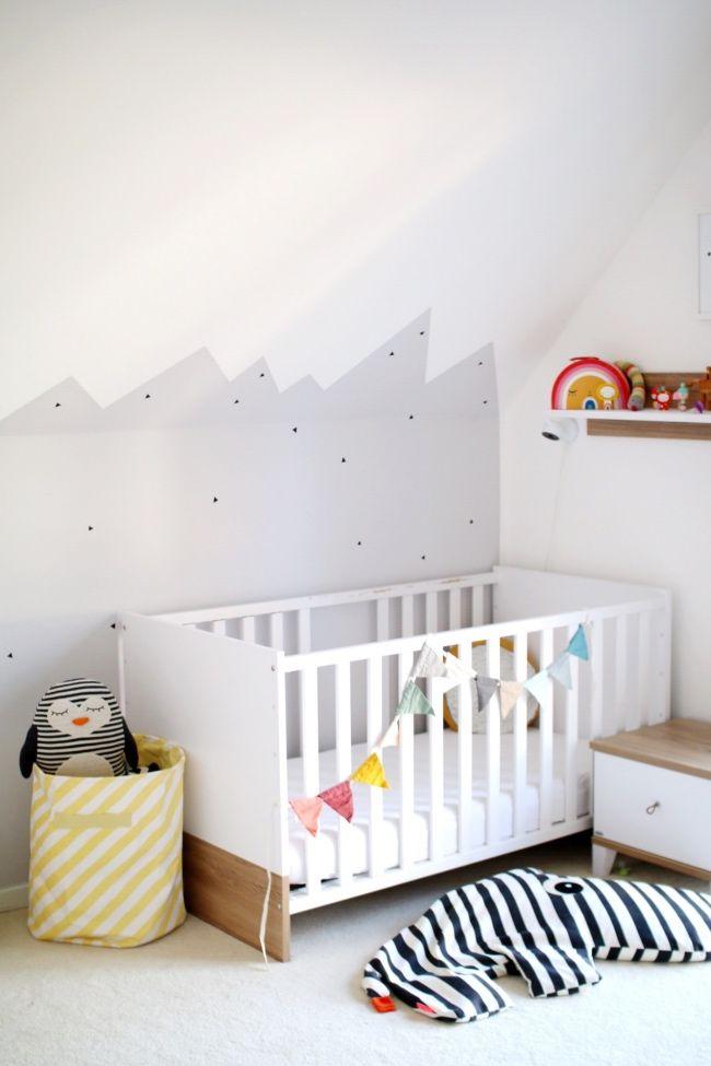 Ökologischer Bodenbelag im Kinderzimmer Schritt für