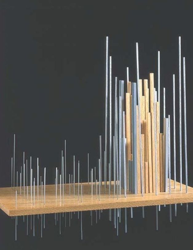 Models - The New York Times Building  , Renzo Piano - Pjx j - - Models - The New York Times Buildi